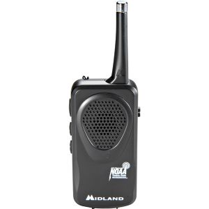 HANDHELD WEATHER-ALERT RADIO