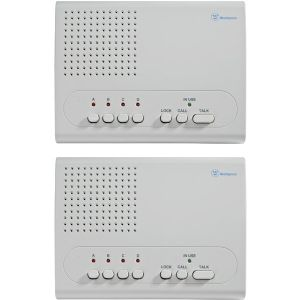 WESTINGHOUSE 4-CHANNEL INTERCOM