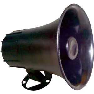 PYLE 5IN TRUMPET SPEAKER BLACK