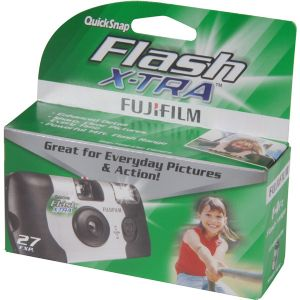 FUJI QUICKSNAP FLASH DIS CAMERA