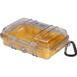 1020 MICRO CASE YELLOW CLEAR LI