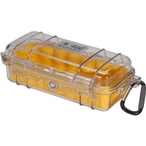1030 MICRO CASE YELLOW W CLEAR
