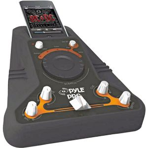 Pyle PDJSIU100 I Mixer iPod DJ Player Wi