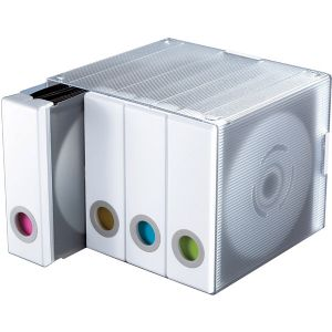 96-DISC ALBUM CUBE (WHITE)