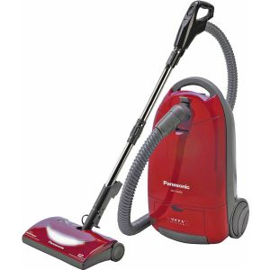 FULL-SIZE DELUXE CANISTER VACUUM