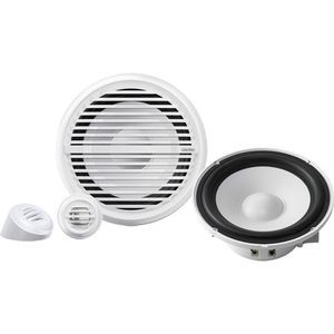 "CLARION 6.5"" 120W COMP MARINE SPEAKERS"