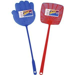 The Equalizer Hi-Tech Fly Swatter (Pack of 36)