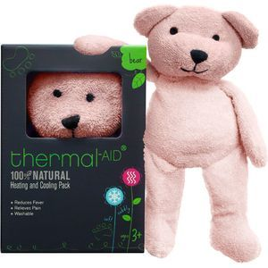 Thermal-Aid Pink Bear (Pack of 10)