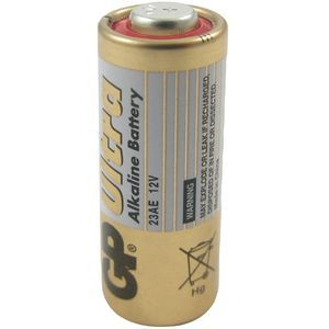Lr23A Alk Button Battery (Pack of 12)