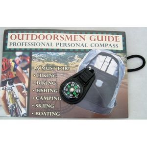 Outdoorsmen Guide Compass (Pack of 72)