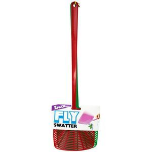 Plastic Fly Swatters (Pack of 24)