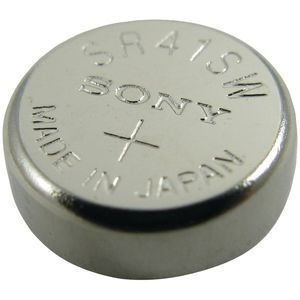 SR41SW WATCH BATTERY (Pack of 10)