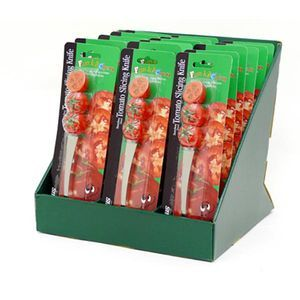 Tomato Slicing Knife Counter Display (Pack of 18)