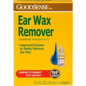 Good Sense Ear Wax Remover Kit (Pack of 12)
