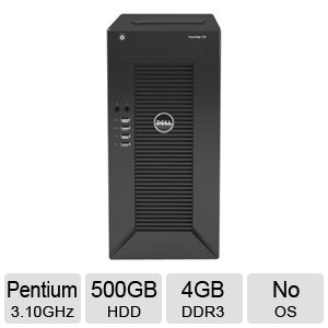 Dell PowerEdge T20 Tower Server