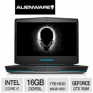 "Alienware 14 14"" Gaming Laptop - ALW14-5002sLV"