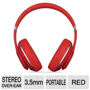 Beats by Dr. Dre Studio Over Ear Headphones