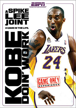 KOBE DOIN WORK - DVD Movie
