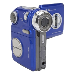 DXG USA DXG-305V MPEG-4 Digital Video Camera