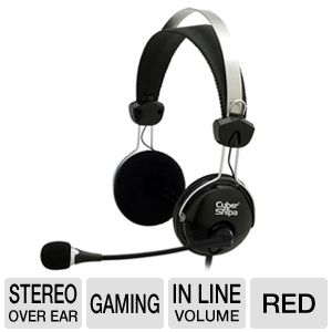 Cyber Snipa SONAR 2.0 On-Ear Gaming Headset