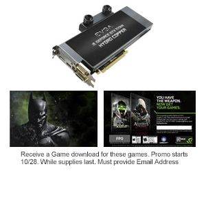 EVGA GeForce GTX TITAN HydroCopper Video Card