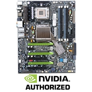 EVGA nforce 780i SLI - Recert