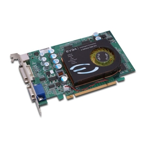 EVGA GeForce 7600 GTS 256MB PCIe