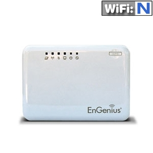Engenius ETR9330 300Mbps Wireless-N Travel Router
