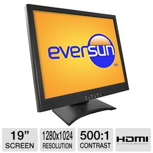 "Eversun 19"" CCTV LCD Monitor"