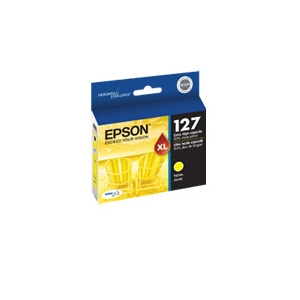 Epson 127 T127420 Yellow Ink Cartridge
