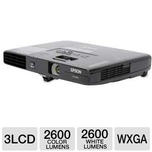 Epson PowerLite 1761W Wireless WXGA 3LCD Projector