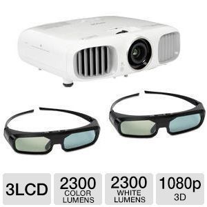 Epson Home Cinema 3020 1080p 3D 3LCD Projector