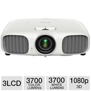 Epson Home Cinema 3020e 1080p 3D 3LCD Projector
