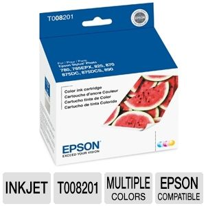 Epson Color Ink Cartridge For SP870