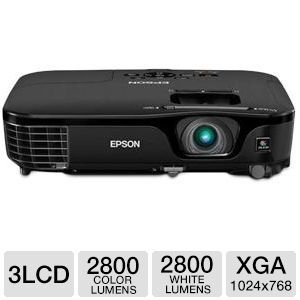 Epson EX5210 Portable XGA 3LCD Projector
