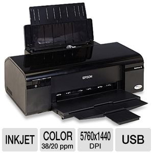 Epson 30 WorkForce Color Inkjet Printer
