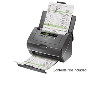Epson Workforce Pro GT-S50 Scanner 25 ppm / 50 ipm