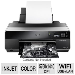 Epson R3000 Stylus Photo Wide Format Printer