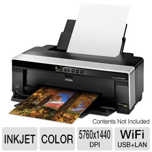 Epson Stylus Photo R2000 InkJet Printer