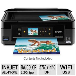 Epson Stylus NX430 WiFi All-in-One Printer