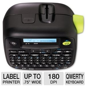 Epson LabelWorks LW400 Label Printer / Backlit LCD