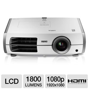 Epson PowerLite 8345 Home Theater 3LCD Projector