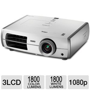 Epson Home Cinema 8345 1080p 3LCD Projector