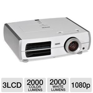 Epson  PowerLite Home Cinema 8350 1080p 3LCD Proje
