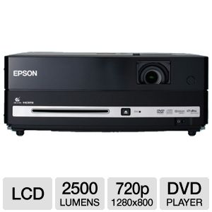 Epson MovieMate 85HD 3LCD Projector