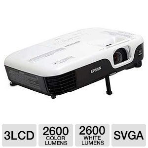 Epson VS210 SVGA Business 3LCD Projector