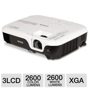 Epson VS310 XGA 3LCD Multimedia Projector