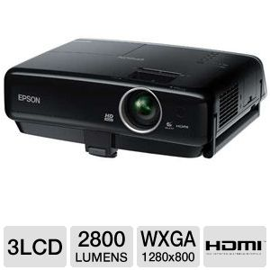 Epson MG-850HD Megaplex All-in-One 3LCD Projector