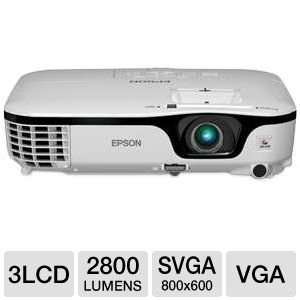 Epson EX3210 Portable Business 3LCD Projector