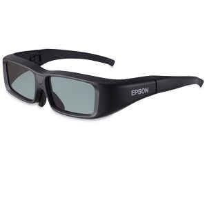 Epson Active Shutter 3D Glasses - V12H483001
